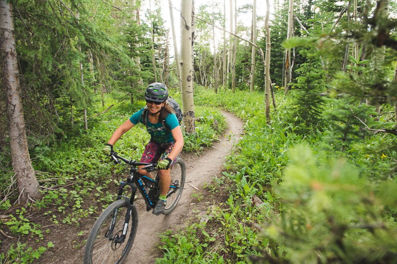 Winter Park Mountain Biking Trail Maps