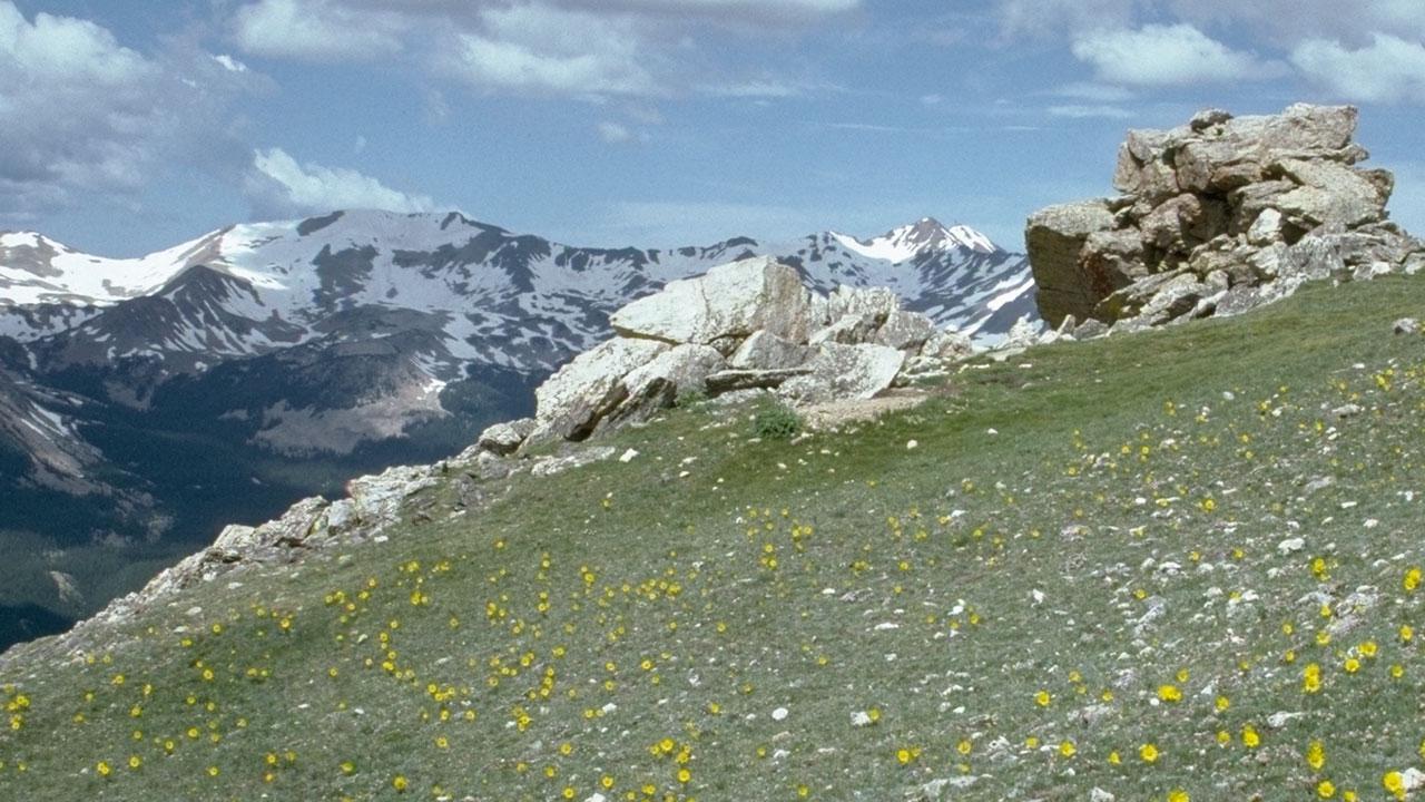 Continental Divide Scenic Trail