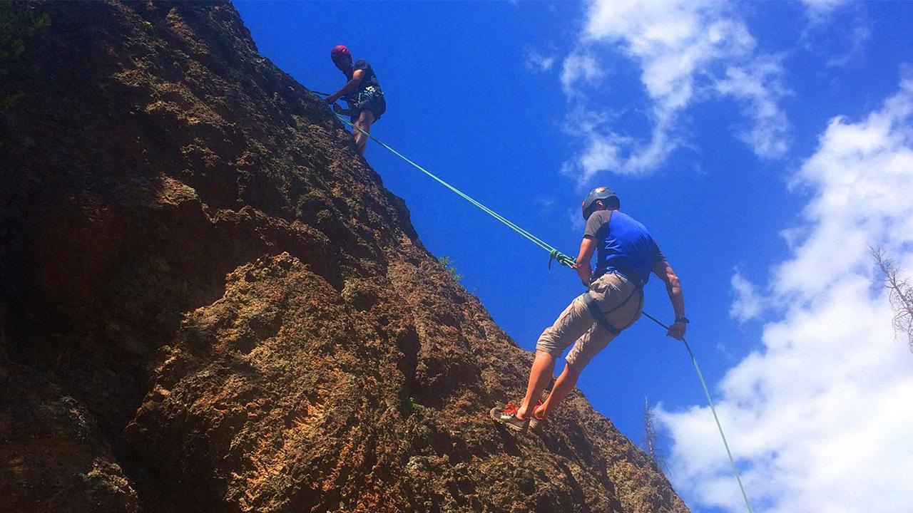 Rock Climbing Winter Park Colorado