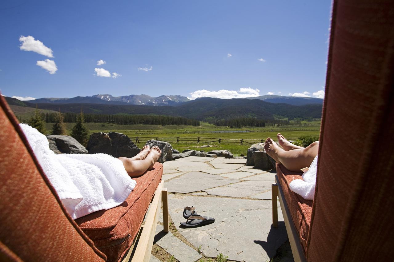 Spa & Wellness Centers in Winter Park, Colorado