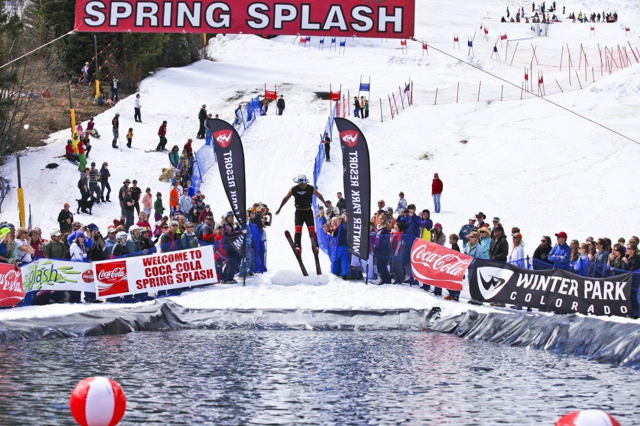 Spring Splash at Winter Park Resort