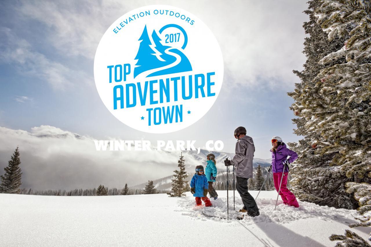 Top Adventure Town 2017 - Winter Park, Colorado
