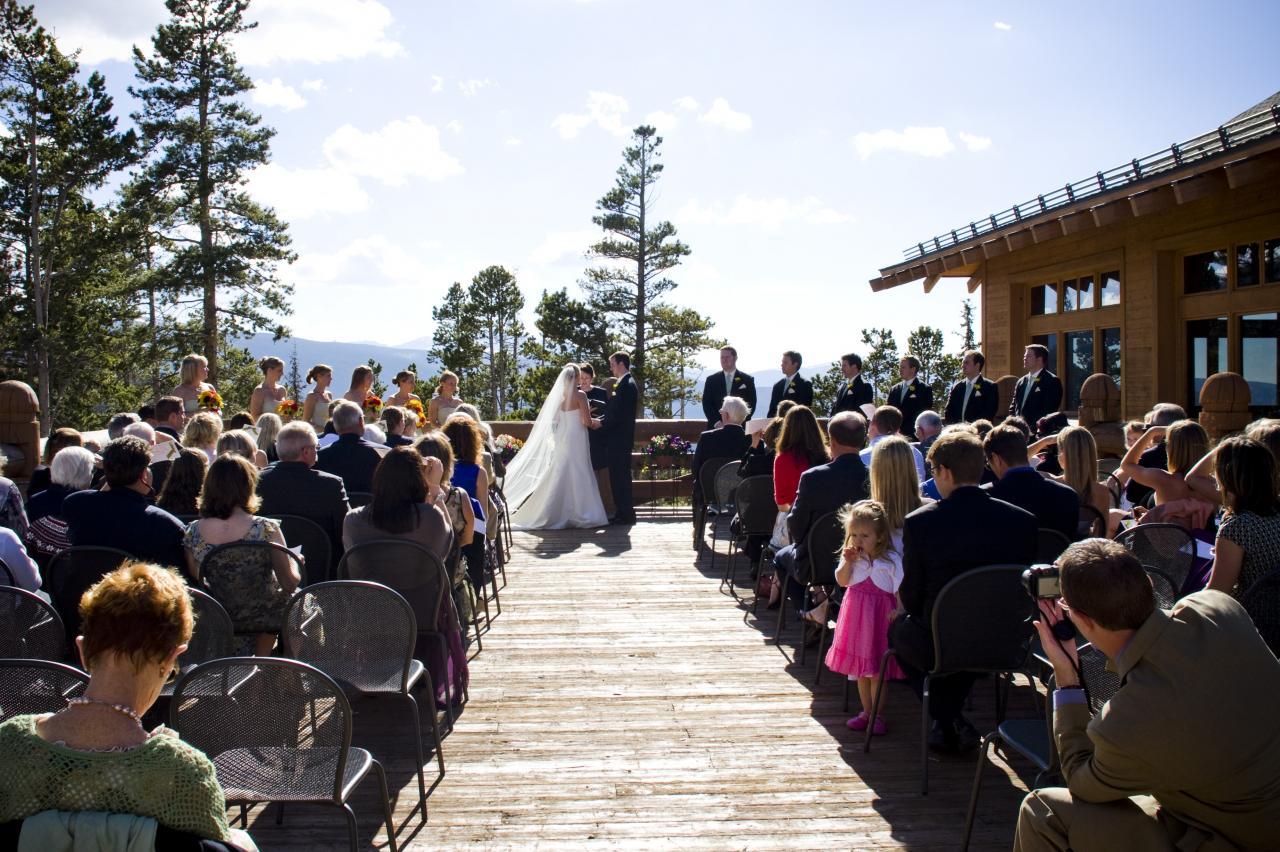 Wedding at Winter Park Resort Sunspot
