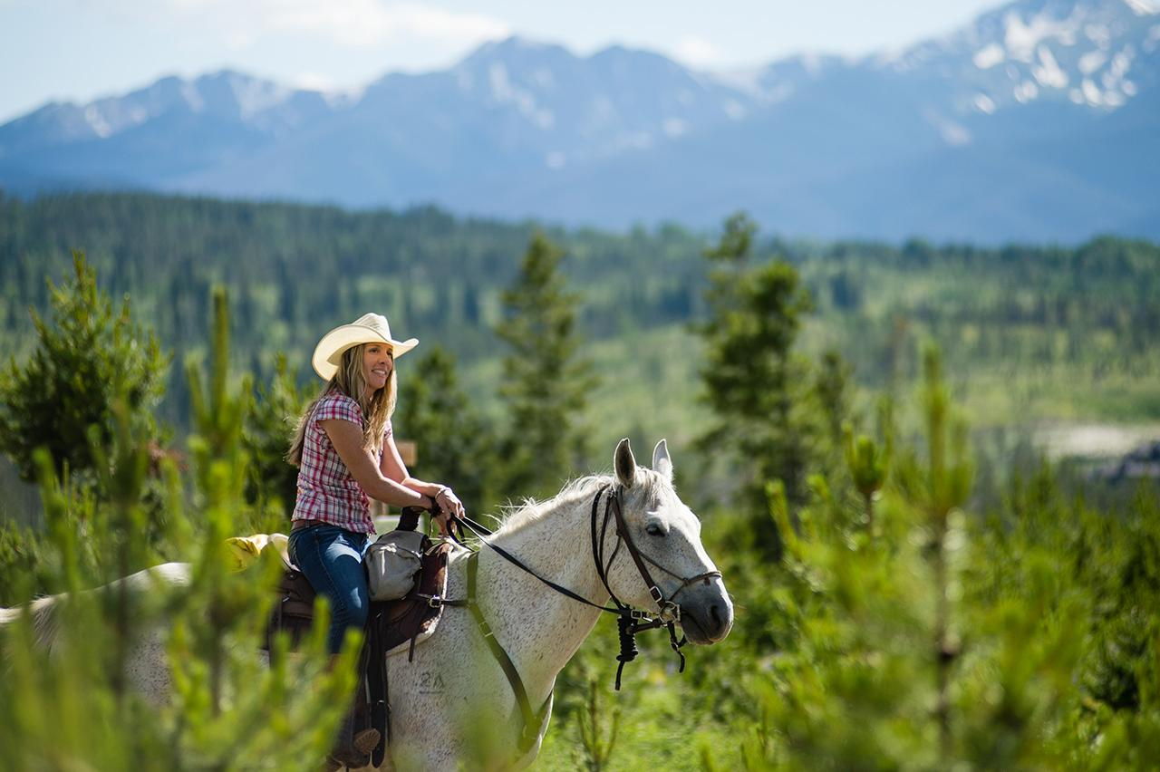 Winter Park Horseback Ride