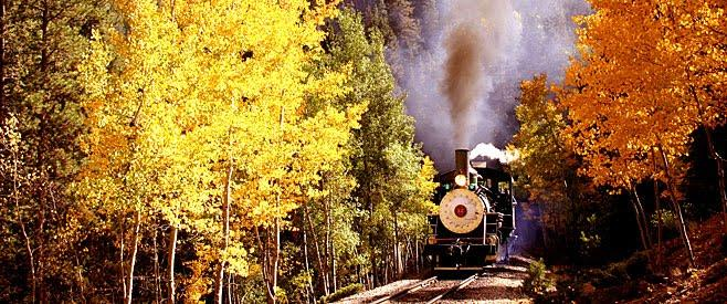 Georgetown Loop Train Rides near Winter Park, Colorado