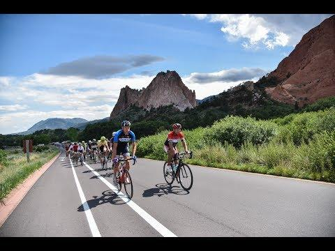 Embedded thumbnail for Mavic Haute Route Rockies 2018