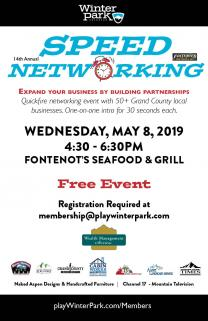 14th Annual Spring Networking