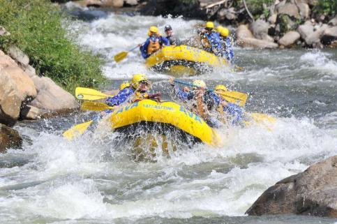 Colorado Rafting Trips