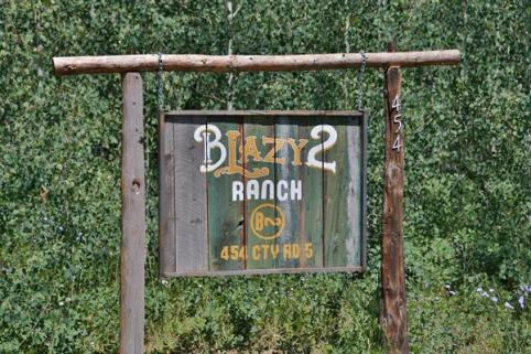 Welcome to the B Lazy 2 Ranch!