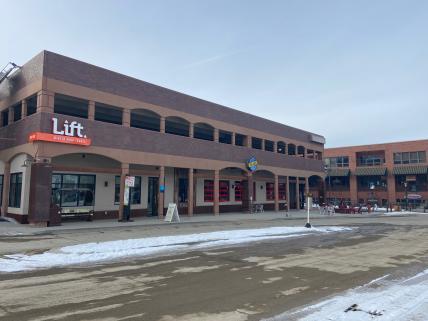 Bustange Outrider Transit Center