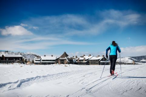 Cross-Country Skiing Colorado
