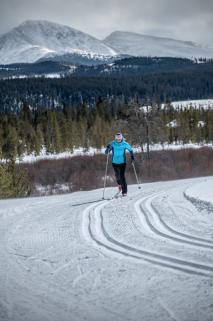 Best Nordic Skiing in Colorado