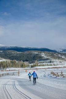 Award-Winning Cross-Country Ski Trails