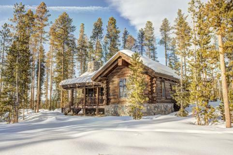 Devil's Thumb Ranch Resort & Spa Private Cabin