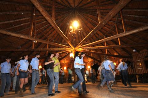 Family Country Dance Night at Drowsy Water Ranch