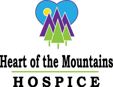 Heart of the Mountains Hospice logo