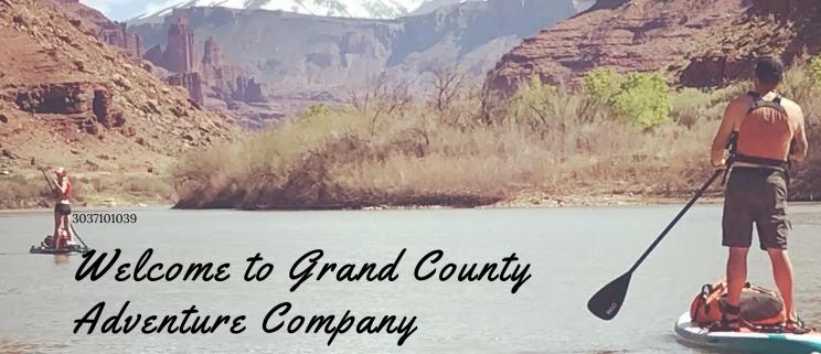 Grand County Adventure Company