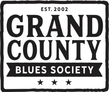 Grand County Blues Society logo