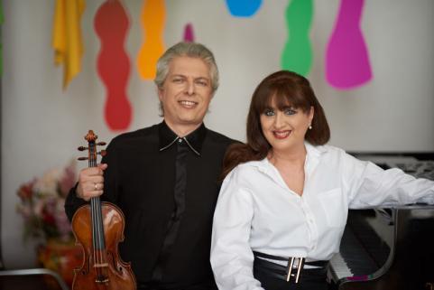 Duo Erti of Grand County Concert Series