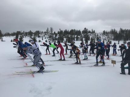 Grand Lake Classic Race Start
