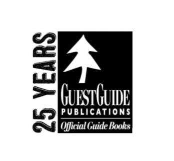 GuestGuide 25 Years Logo