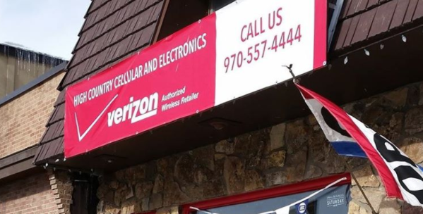 High Country Cellular and Electronics Logo