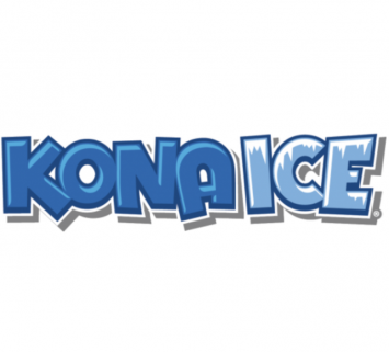 Kona Ice of Peaks and Valleys Logo