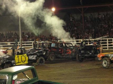 Demolition Derby - Truck Class