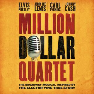 Million Dollar Quartet at Rocky Mountain Rep