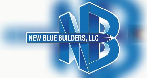 New Blue Builders logo Winter Park Colorado