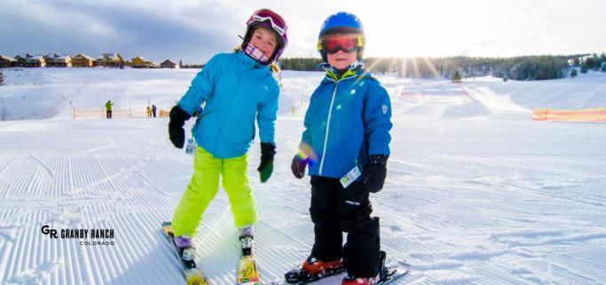 Granby Ranch winter downhill skiing