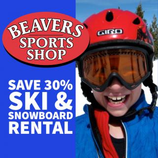 Beavers Sports Shop in downtown Winter Park