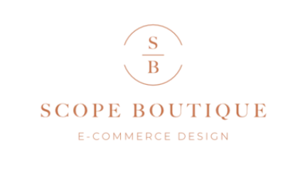 Scope Boutique E Commerce Design