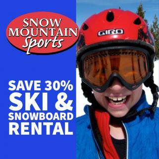 Snow Mountain Sports Onsite YMCA Snow Mountain Ranch