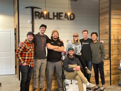 The Trailhead group photo