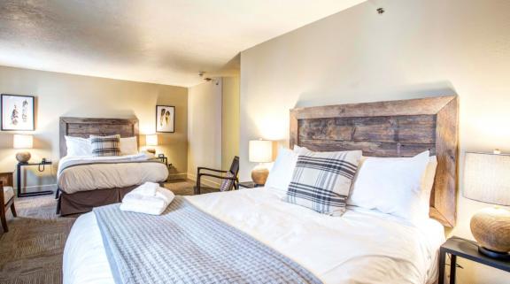 Trailhead Inn Room