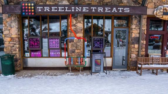 Treeline Treats at Winter Park Resort