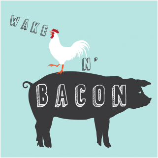 Wake n' Bacon