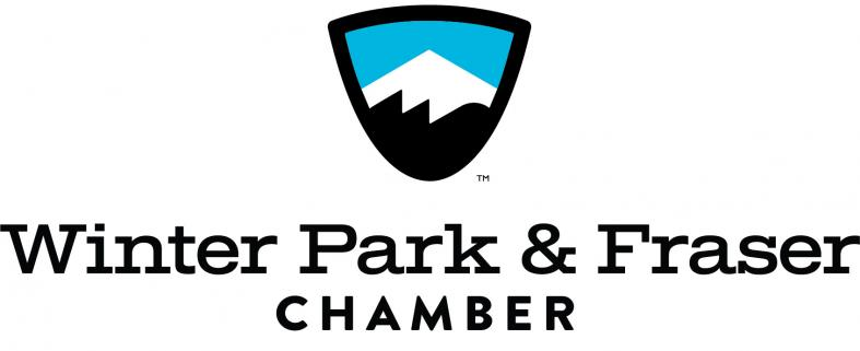 Winter Park & Fraser Chamber official logo