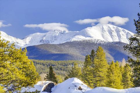 Amazing Mountain Views