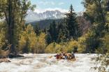 Rafting Near Breckenridge, Colorado