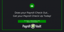Isn't it time for a free payroll check-up?