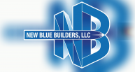 New Blue Builders logo Winter Park Colorado
