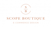 Scope Boutique E Commerce Design