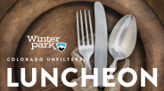 Winter Park & Fraser Chamber Luncheon