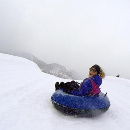 Winter Tubing in Winter Park, Colorado