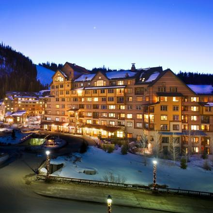 Zephyr Mountain Lodge at Winter Park Resort in Colorado