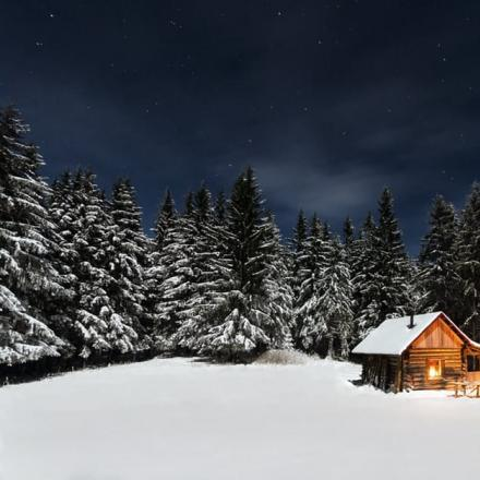 Winter Lodging