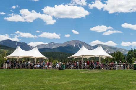 Summer Events at Hideaway Park in Winter Park, Colorado