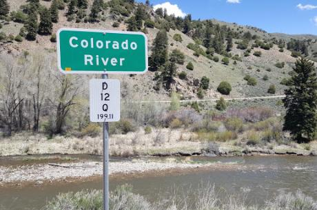 Fishing The Colorado River